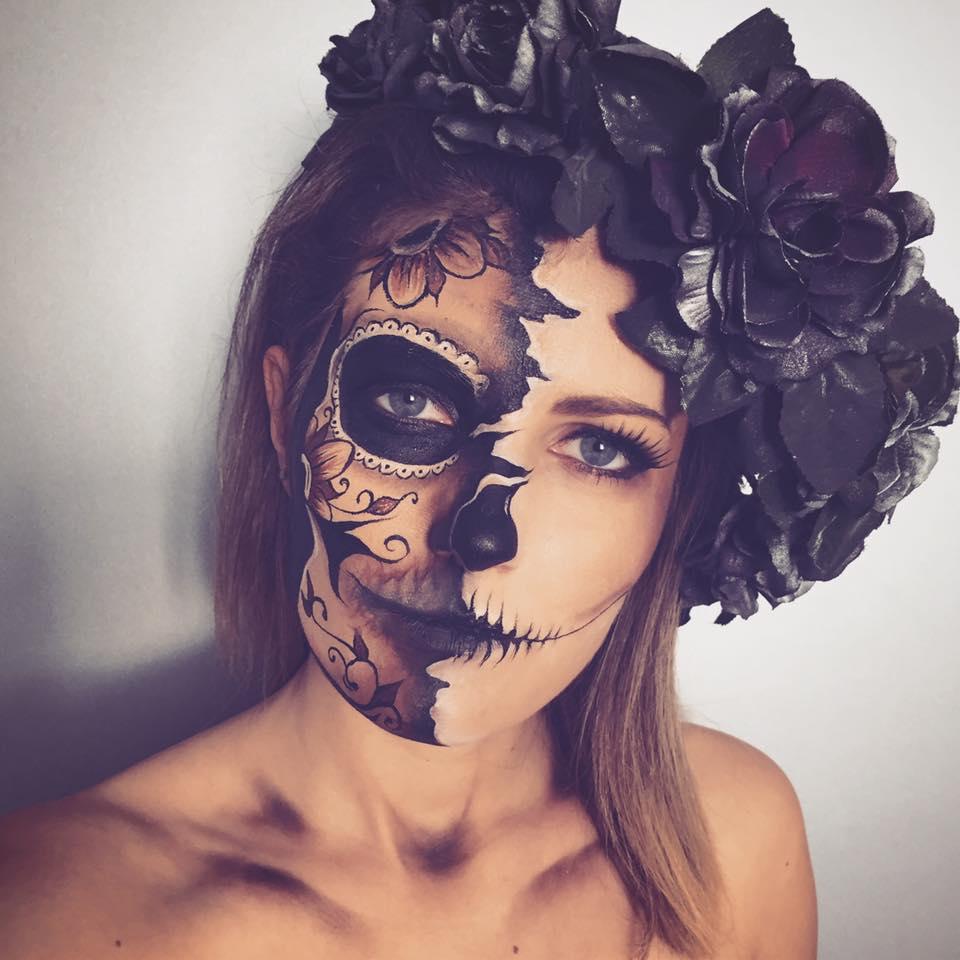 Maquillage Artistique Halloween.Maquillage Artistique A Metz