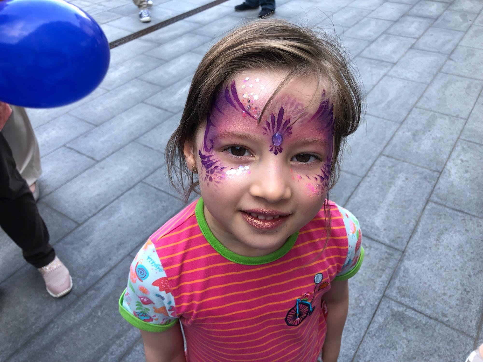 Maquillage enfant facepaint